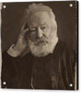 Victor Hugo Acrylic Print