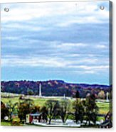 View From Longstreet Tower Acrylic Print