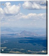 Views From The Pikes Peak Highway Acrylic Print