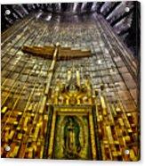 Virgen De Guadalupe 7 Acrylic Print