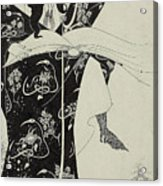Virgilius The Sorcerer Acrylic Print