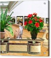 Virtual Exhibition 22 Acrylic Print
