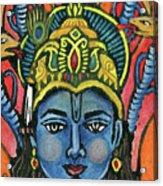 Vishnu Acrylic Print