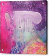 Visions Of Atlantis Acrylic Print