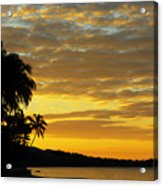 Viti Levu, Coral Coast Acrylic Print