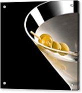 Vodka Martini Acrylic Print