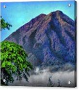 Volcan De Agua, Antigua Guatemala I Acrylic Print