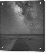 Walkway To The Universe  Acrylic Print