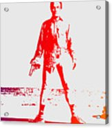 Walter White Aka Heisenberg Acrylic Print