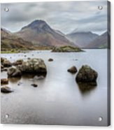 Wastwater Long Exposure Acrylic Print