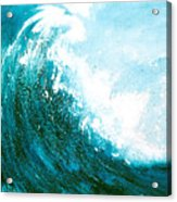 wave I Acrylic Print