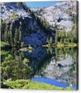 Welcome To Eagle Lake Acrylic Print