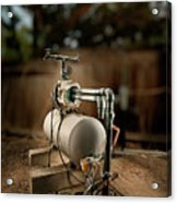 Well Pump Acrylic Print