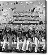 West Point Graduation Acrylic Print