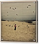 When Promises Were For Keeps Acrylic Print