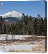 Whiteface Mountain In The Adirondacks Of Upstate New York Acrylic Print