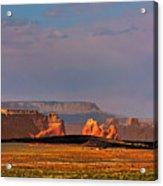 Wide-open Spaces - Page Arizona Acrylic Print
