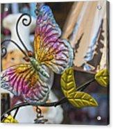 Window Display Acrylic Print