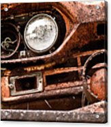 Winkin Ford Acrylic Print