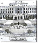 Wisconsin Acrylic Print by Frederic Kohli