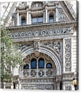 Witherspoon Building Acrylic Print