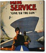 World War I: Air Service Acrylic Print by Granger