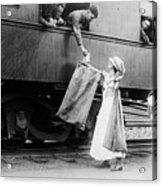 World War I: Red Cross Acrylic Print
