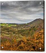 Wrekin View Acrylic Print