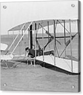 Wright Brothers Glider Acrylic Print