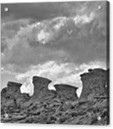 Wyoming Landscape Acrylic Print