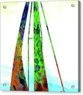 Yachtsman Acrylic Print