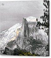 Yosemite Half Dome Acrylic Print