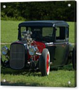1930 Ford Coupe Hot Rod Acrylic Print