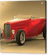 1932 Ford Hiboy Roadster Acrylic Print