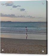 Australia - Calm Seas At Greenmount Beach Acrylic Print