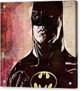 Batman Acrylic Print