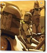 Collection Star Wars Art Acrylic Print