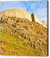 Lindisfarne Castle Acrylic Print