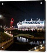 Olympic Park Acrylic Print