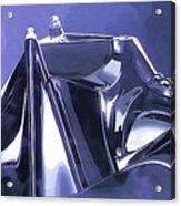 Original Star Wars Art Acrylic Print