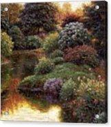 Richmondstream Henry Peeters Acrylic Print