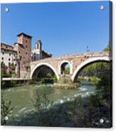 Rome, Italy Acrylic Print