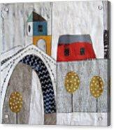 Stari Most, Mostar Acrylic Print