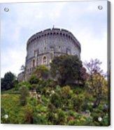 Windsor Castle Acrylic Print