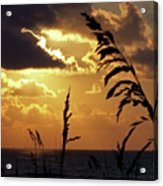 100_0103 Sunrise Acrylic Print