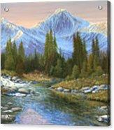 100807-3060  Seasons Change Acrylic Print