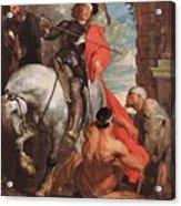 10298 Anthony Van Dyck Acrylic Print