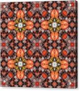 Arabesque 099 Acrylic Print