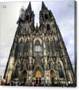 Cologne Germany Acrylic Print