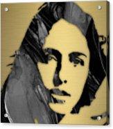 Joan Baez Collection Acrylic Print